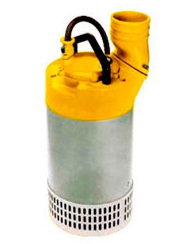 Aluguel de bomba submersa para dragagem